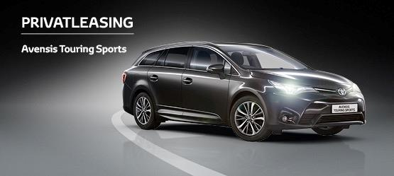 Avensis Touring Sports Privatleasing