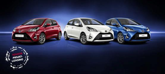 Yaris Privatleasing