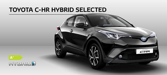 C-HR Selected